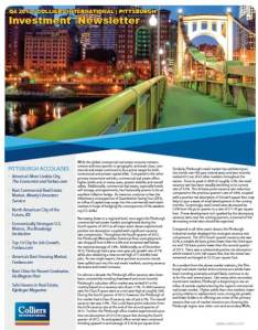 Q4 2012 Pittsburgh Investment Newsletter