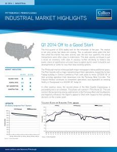 Q1 2014 Ind Report