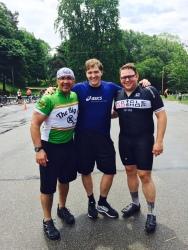 GB DT & JK MS Bike Ride