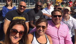 Pirates Game 2015