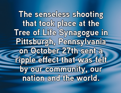 Ripple Effect - Synagogue Shooting 2