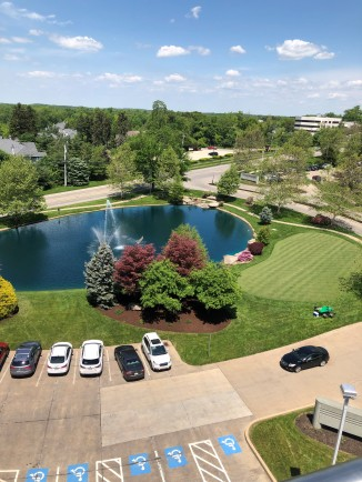1 view from building 2