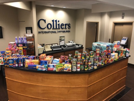 Food Bank Collection 11.20.19